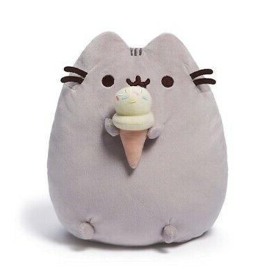 GUND Cream Cone Stuffed Animal,