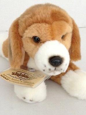 Ganz Webkinz Signature Lying Beagle Small Dog Puppy Plush St