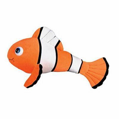 Generic Value Plush - CLOWN FISH  - New Stuffed Animal Toy