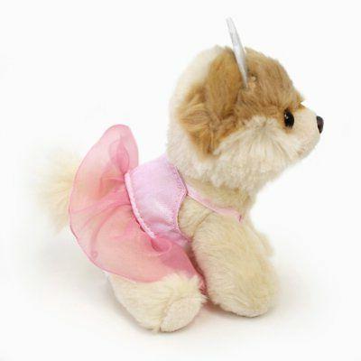 Gund Itty Ballerina Stuffed Dog