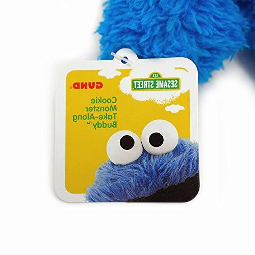 Gund Street Cookie Monster Animal