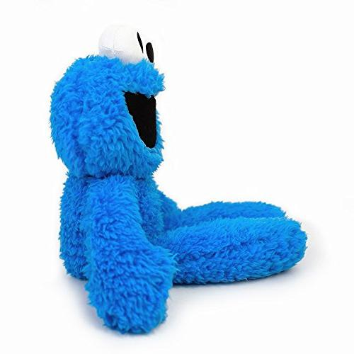 Gund Sesame Cookie Monster Take Along Animal