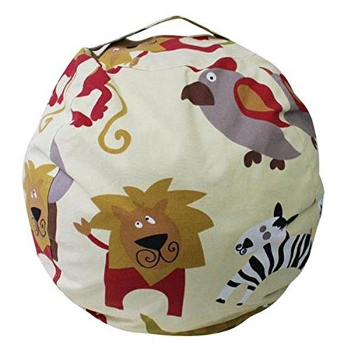 Enjoyable Hl Shop Extra Large Stuffed Animal Storage Squirreltailoven Fun Painted Chair Ideas Images Squirreltailovenorg