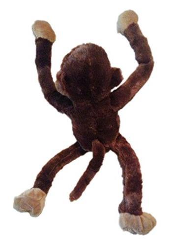 Large Loop Plush Monkey Planet
