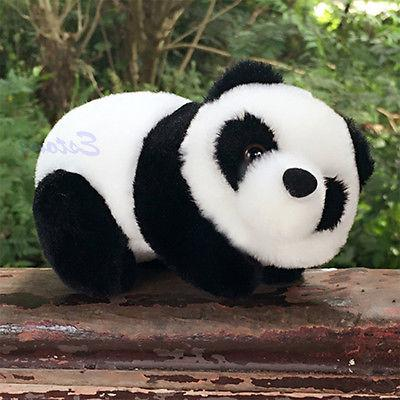 Lovely Super Cute Soft Plush Panda Doll Stuffed Kid Animal T