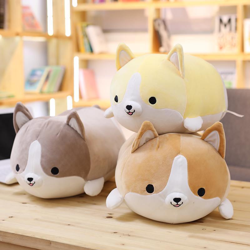 Miaoowa 30cm Cute Corgi Dog Plush Toy Stuffed Soft Animal Ca