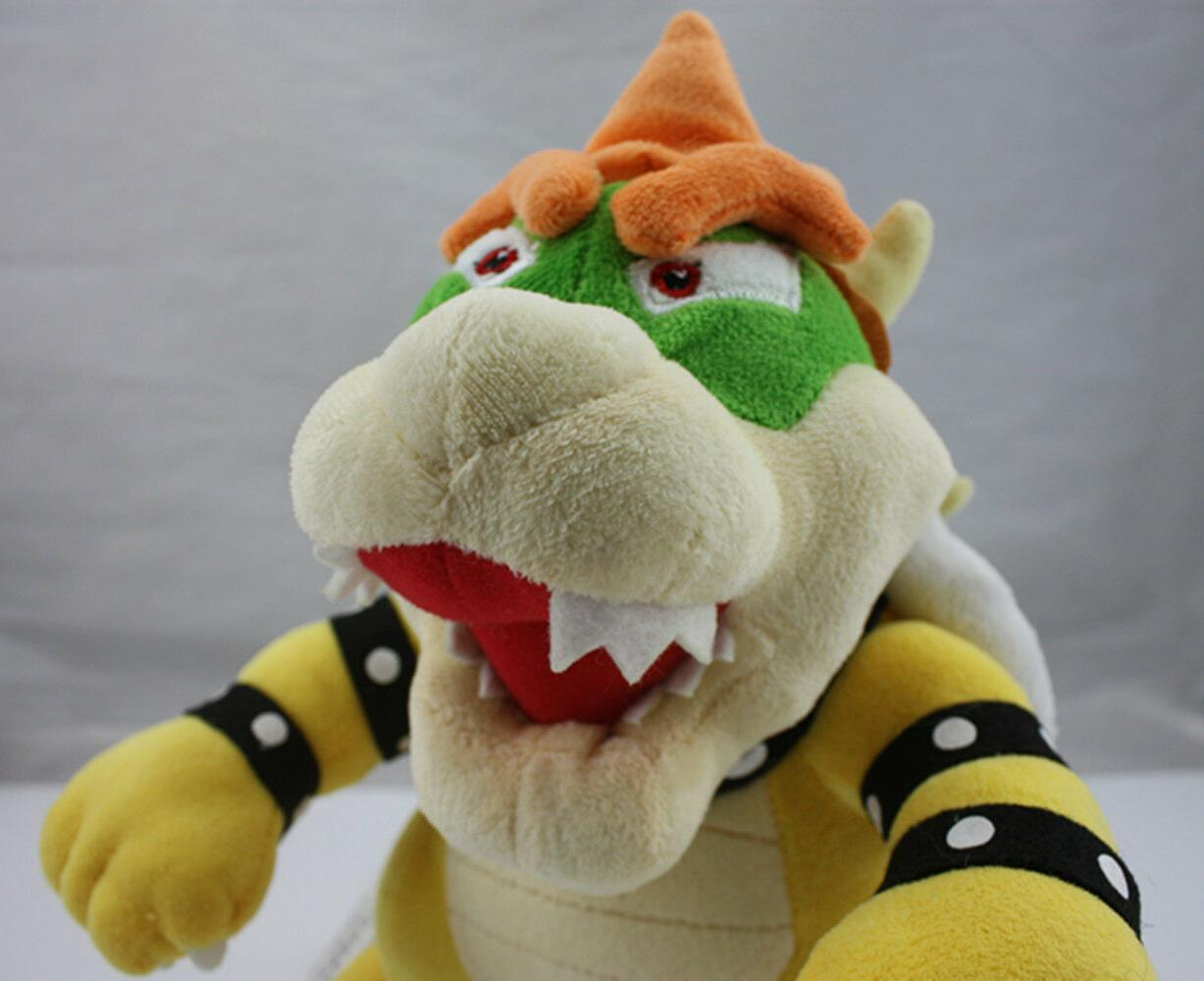 Nintendo Super Mario Stuffed Animal Doll
