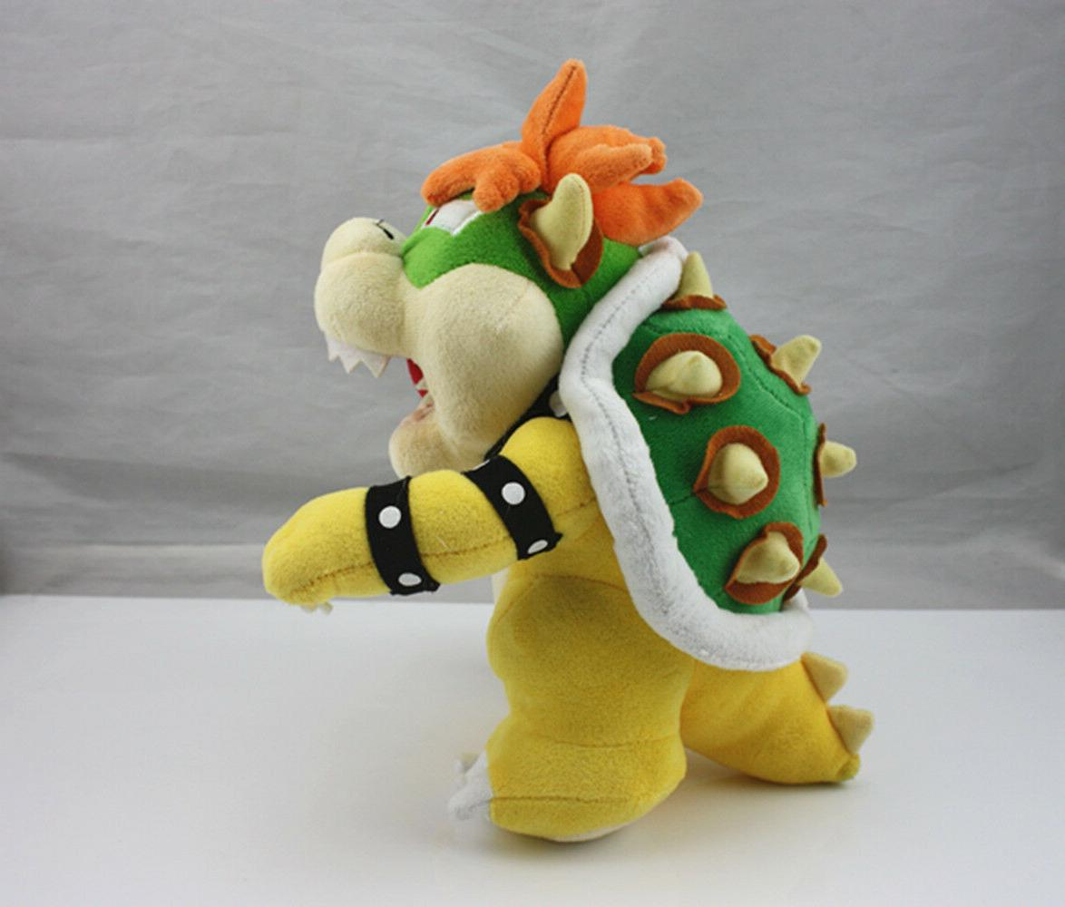 Nintendo Standing Bowser Stuffed Plush Doll