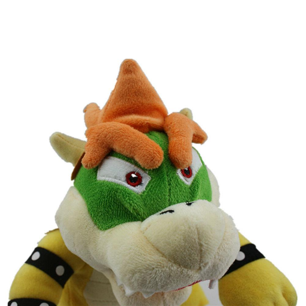 Standing Bowser Stuffed