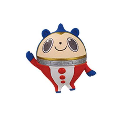 Persona 4 P4 The Golden Teddie Kuma Side B Mini PVC Figure Keychain