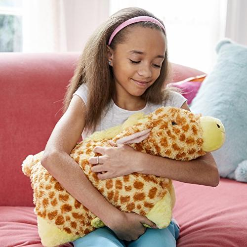 Pillow Pets Signature, Giraffe,