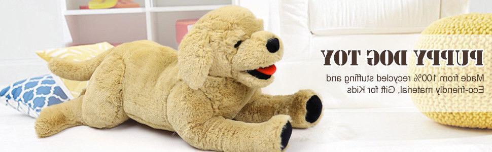 Plush Labrador Pillow