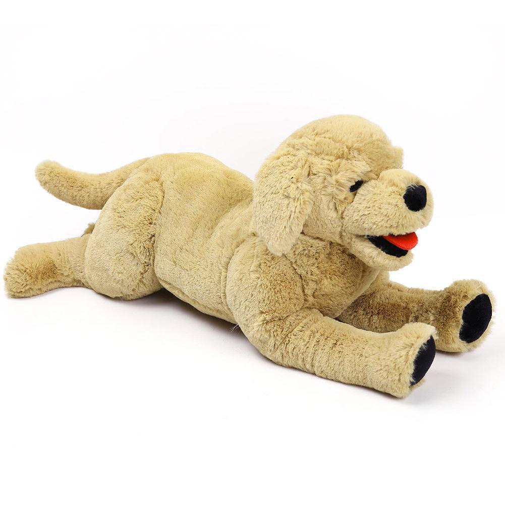 21in Large Dog Stuffed Animals Plush Soft Cuddly Golden Retr