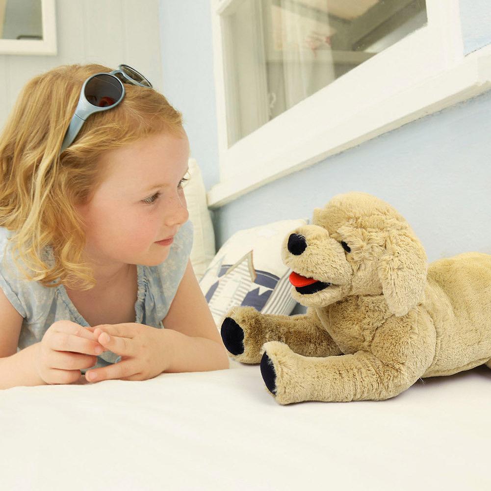 Plush Stuffed Animals Labrador Retriever Birthday Xmas