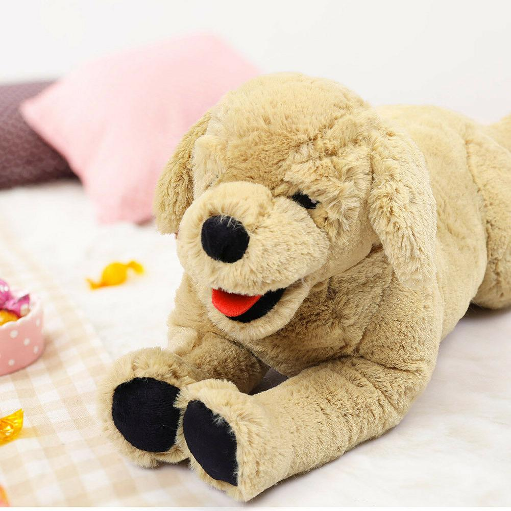 Plush Dog Labrador Puppy Pillow Birthday Gift Toy