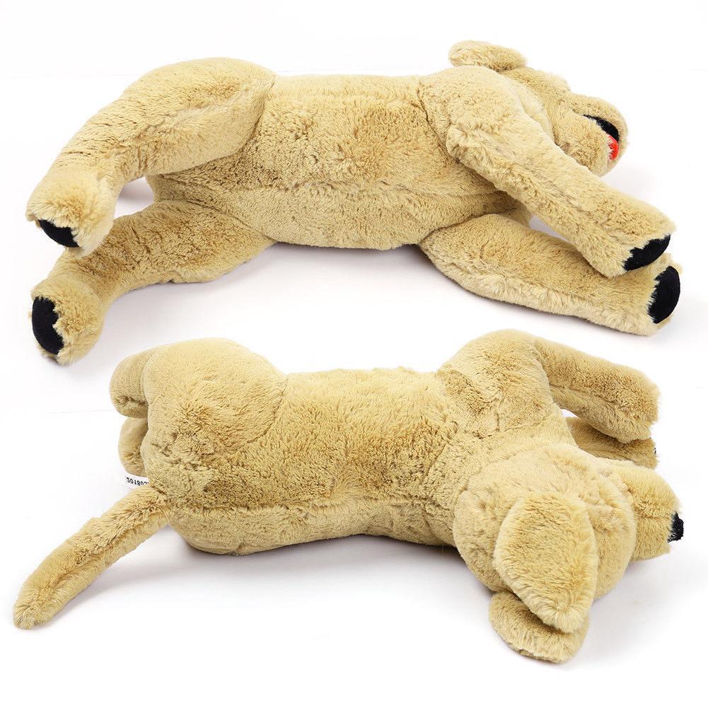 Plush Dog Pillow Birthday Gift