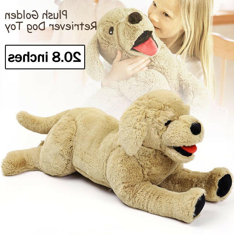 21in Animals Soft Cuddly Golden Toy Gift