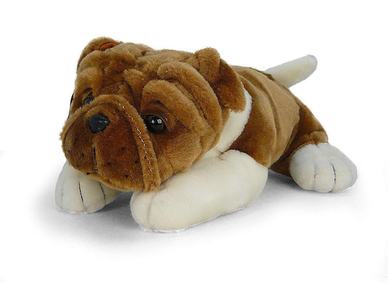Realistic Plush Stuffed Animal Kids Gifts Toys Puppy Dog 10