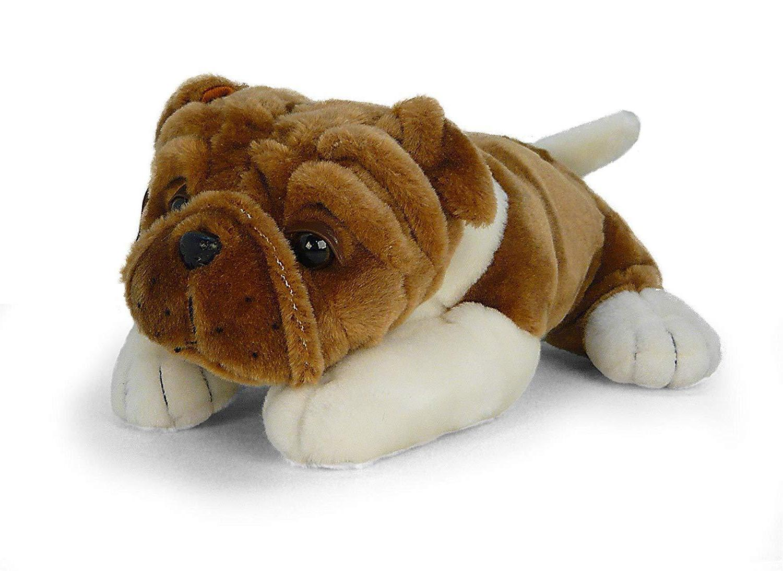 Realistic Kids Dog Inches Bulldog