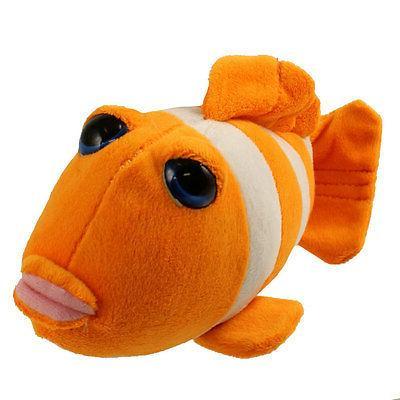 Stuffed Animal Toy Plush - AQUATIC SEA CREATURES - ORCA WHAL