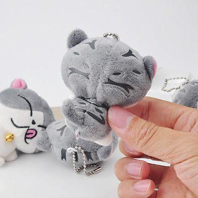 Super Plush Doll Stuffed Animal Bolster Key chain Hot Sell
