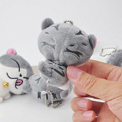Super Plush Doll Stuffed Animal Bolster Key chain Hot Sell