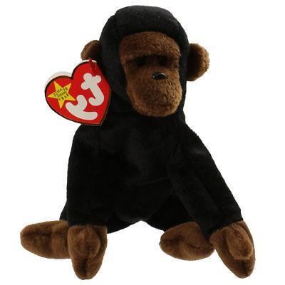TY Beanie Baby - CONGO the Gorilla