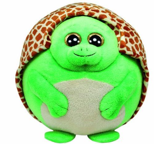 Ty Beanie Ballz Zoom The Turtle