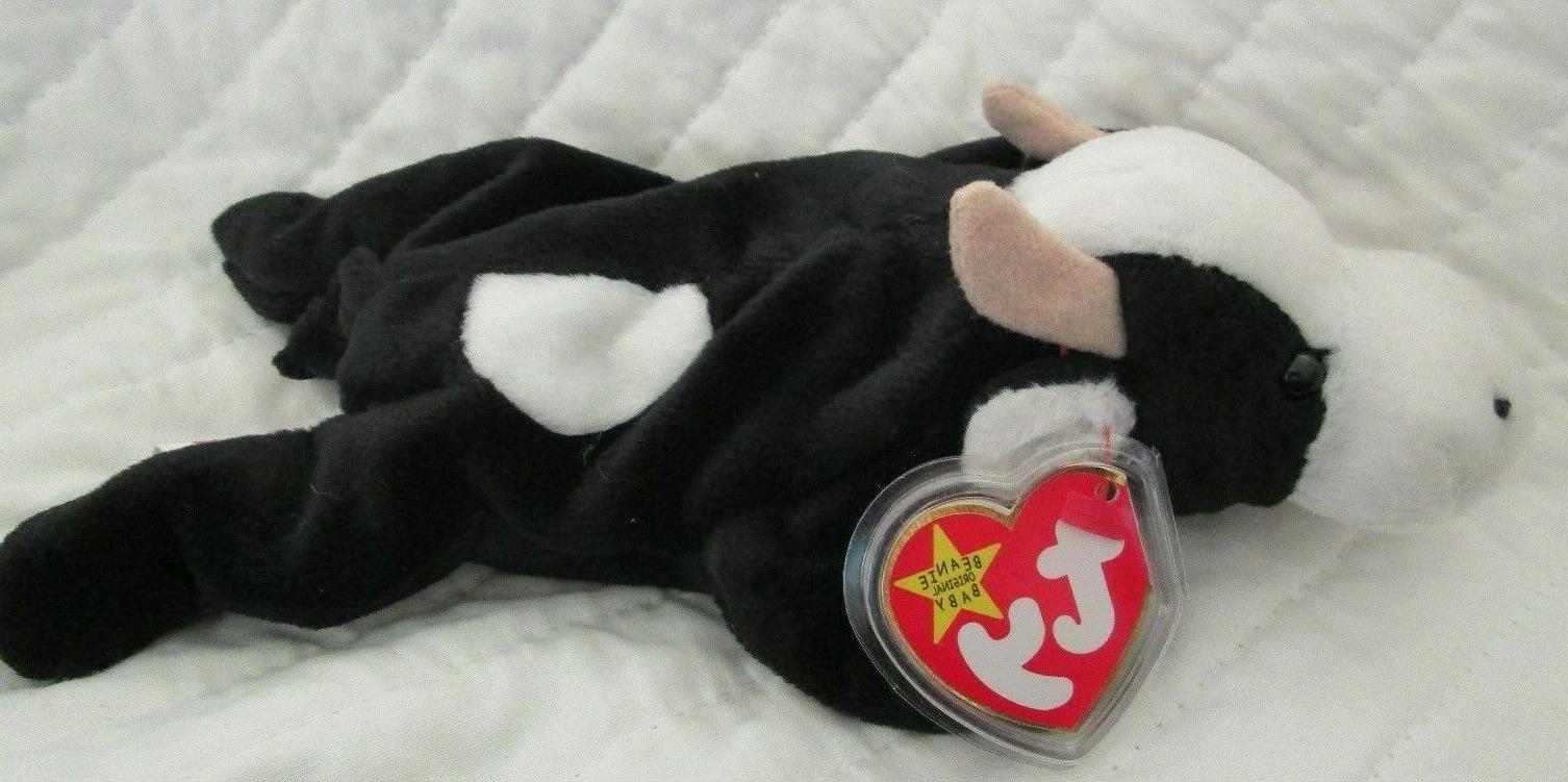 Ty Beanie Babies - Daisy the Cow