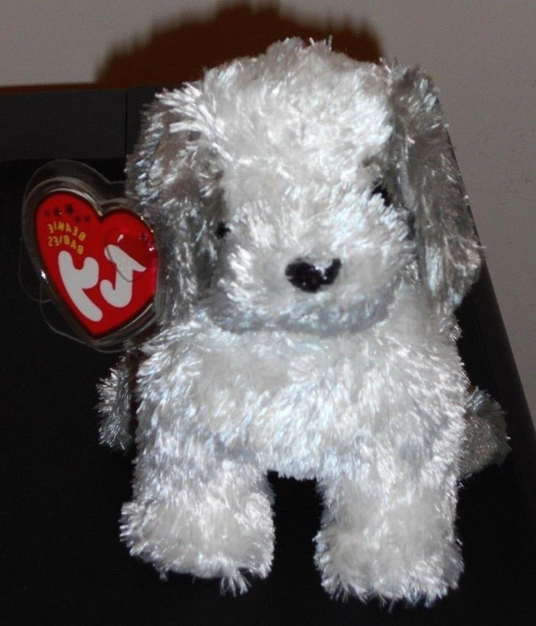 Ty Beanie HERDER Sheep Dog ~ with TAGS