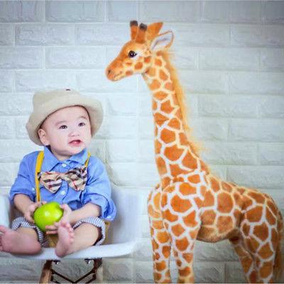 US Big Giraffe Large Stuffed Doll Kid