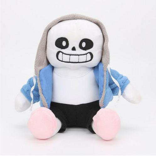 Undertale Sans Stuffed Cushion Cosplay Toy Gifts