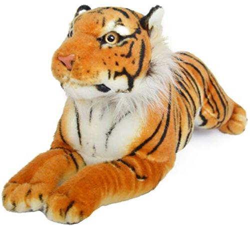 VIAHART Tiger | Large Animal Plush by