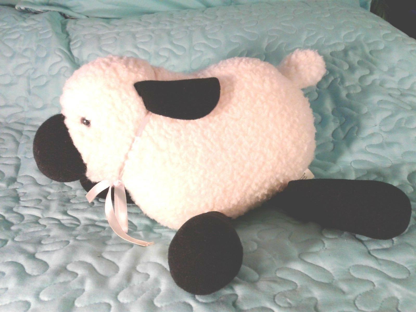 Vintage 1984 Hallmark Sheep  Stuffed Animal Plush Lambsie Di