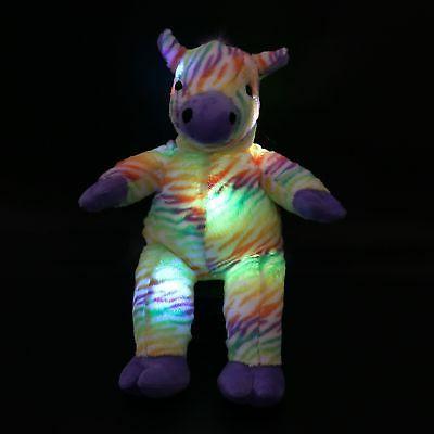 Wewill LED Colorful Lifelike Stuffed