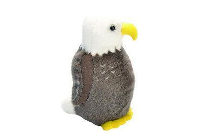 "Wild Republic - Audubon II - Bald Eagle - Stuffed Animal 5"""