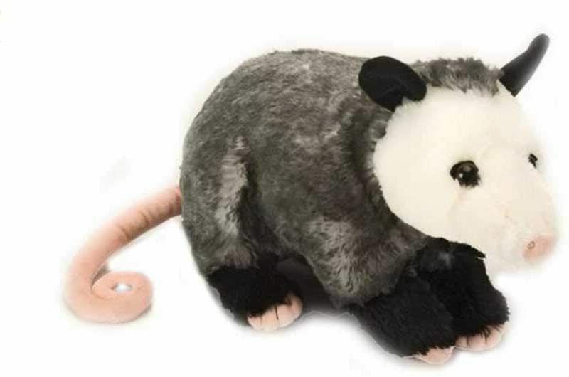 Wild Republic Opossum Plush, Stuffed Animal, Plush Toy, Gift