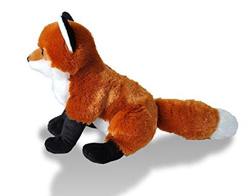 Wild Republic Fox Plush, Animal, Plush Toy, For Kids, Cuddlekins 12 Inches