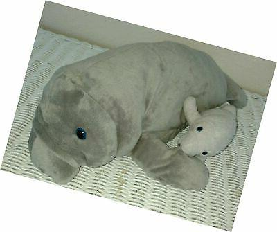 Wishpets Stuffed Animal - Soft Plush Toy for Kids - Manatee