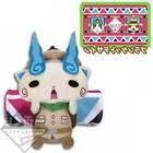 Yokai Watch Ichiban kuji B Blanket & T Komasan Plush doll se