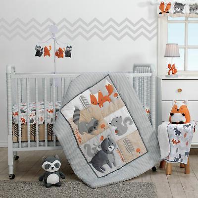 Bedtime Originals Acorn Orange Plush Fox Stuffed
