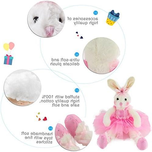 WEWILL Toys Rabbit Gift, 15-Inch