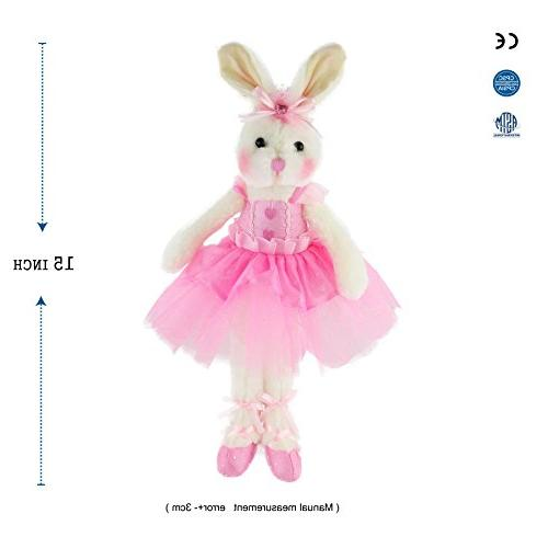 WEWILL Bunny Stuffed Animal Toys Rabbit Gift,