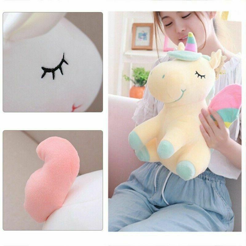 Adorable Unicorn Plush Fluffy Toys