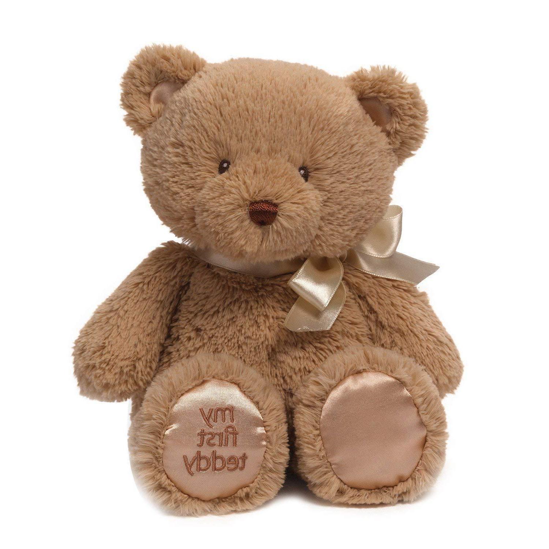 Teddy Plush Stuffed All Age Toy