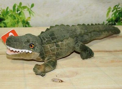 alligator plush cuddlekins stuffed animal reptile toy
