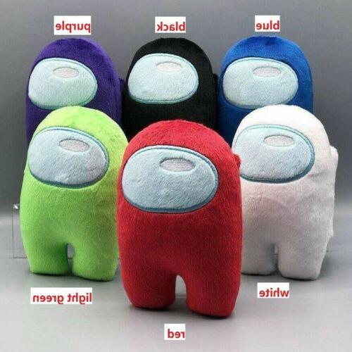 Among Soft Stuffed Toy Figure Plushies Kids Xmas Gifts