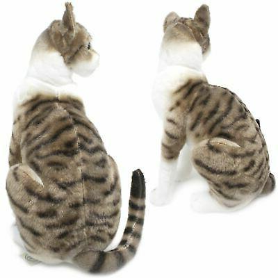 Amy Shorthair Cat | Inch Stuffed Cat