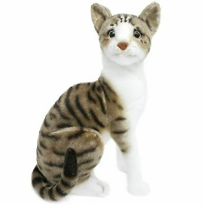 amy the american shorthair cat 14 inch