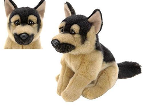 animal alley stuffed german shepherd